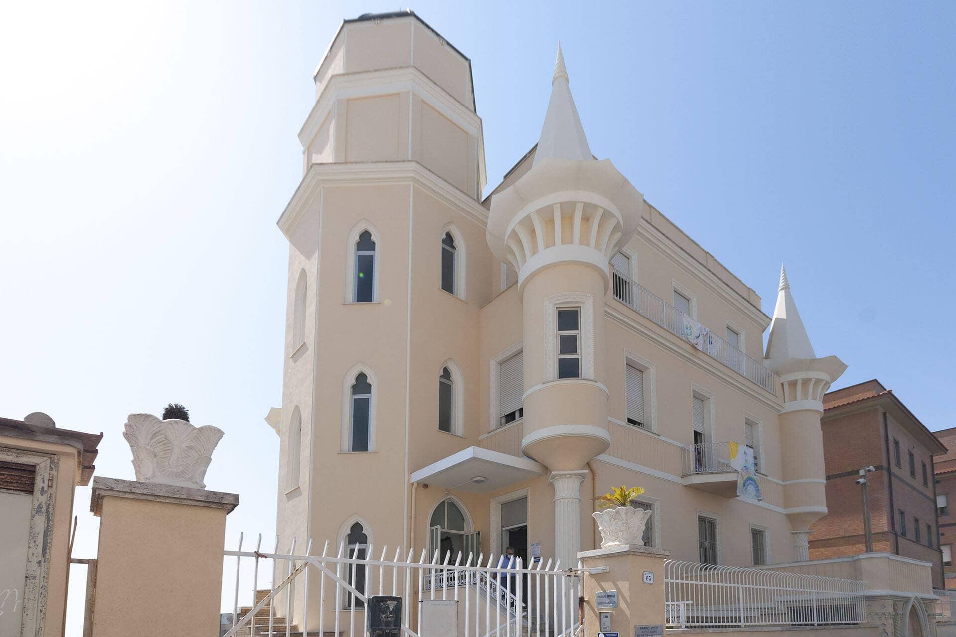 RSA Casa degli Angeli Custodi - Location